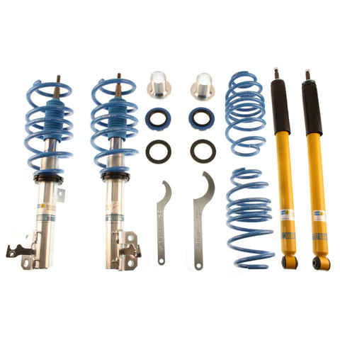 Bilstein 2009 Honda Fit Base Front and Rear Performance Suspension System - Chris Taylor Racing Services