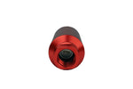 Aeromotive In-Line Filter - AN-10 size - 40 Micron SS Element - Red Anodize Finish