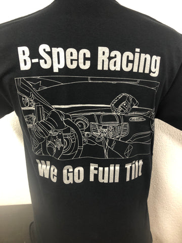 B-Spec Racing Shirt - Chris Taylor Racing Services