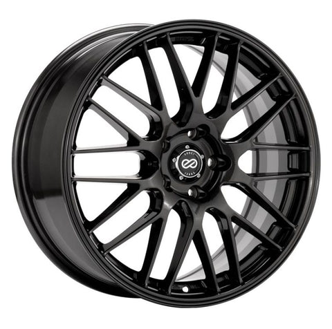 Enkei EKM3 18x8 5x112 Bolt Pattern 45mm Offset 72.6 Bore Dia Performance Gunmetal Wheel
