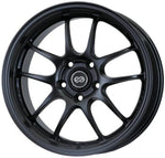 Enkei PF01A 18x9.5 5x114.3 45mm Offset Black Wheel (for Ford Mustang)