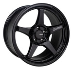 Enkei TS-5 18x8.5 5x114.3 38mm Offset 72.6mm Bore Gloss Black