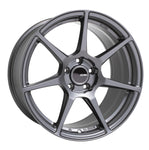 Enkei TFR 18x9.5 5x114.3 38mm Offset 72.6 Bore Diameter Matte Gunmetal Wheel
