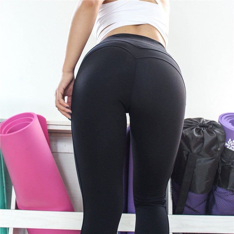5834fc801 Solid Booty Up Yoga Pants – The Yoga Pants Factory