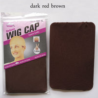 30 wig caps in various colours (bulk)
