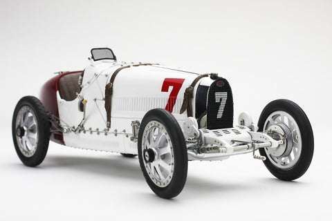 CMC M-100-003 Bugatti Type 35 Grand Prix Nation Colour Project - Poland