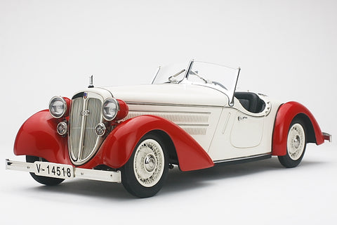 CMC M-075C Audi 225 Front Roadster (red/white) 1935
