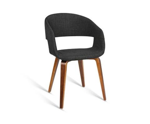 2x Modern Dining Chairs