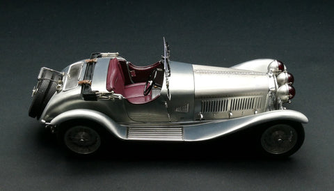 CMC M-142 Alfa Romeo 6C 1750 GS, 1930 Clear Finish Edition