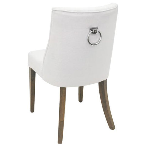 Ophelia Dining Chair White
