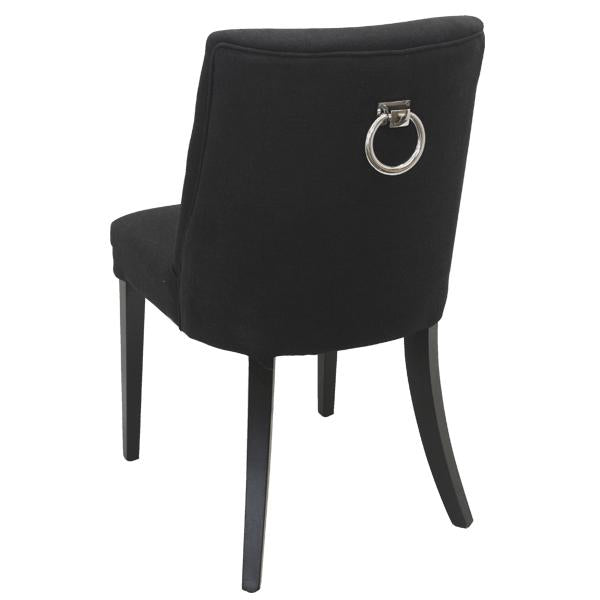 Ophelia Dining Chair Black