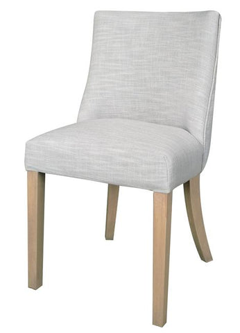 Ophelia Dining Chair Light Grey