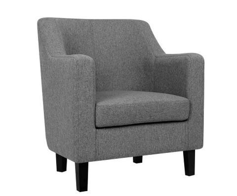Adell Fabric Dining Armchair