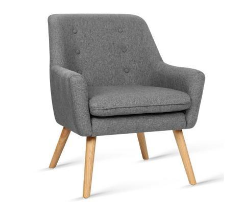 Anne Fabric Dining Armchair
