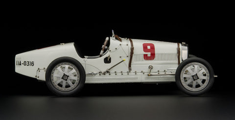 CMC M-100-005 Bugatti Type 35 Grand Prix Nation Colour Project - Germany