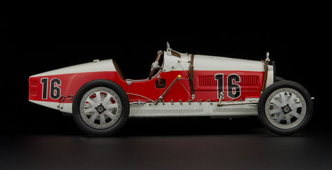 CMC M-100-007 Bugatti Type 35 Grand Prix Nation Colour Project - Monaco