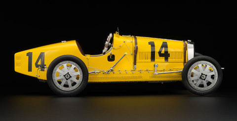 CMC M-100-008 Bugatti Type 35 Grand Prix Nation Colour Project - Belgium
