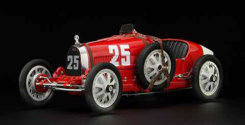CMC M-100-009 Bugatti Type 35 Grand Prix Nation Colour Project - Portugal