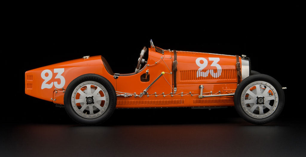 CMC M-100-010 Bugatti Type 35 Grand Prix Nation Colour Project - Netherlands