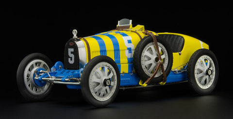 CMC M-100-011 Bugatti Type 35 Grand Prix Nation Colour Project - Sweden