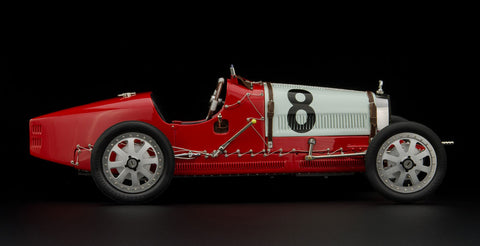 CMC M-100-012 Bugatti Type 35 Grand Prix Nation Colour Project - Switzerland