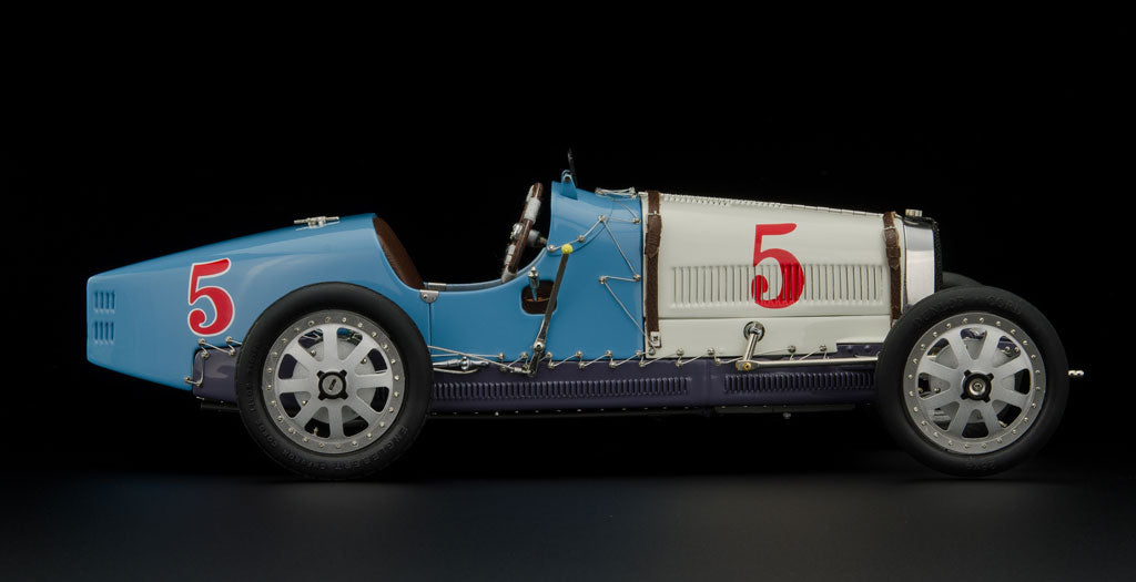 CMC M-100-013 Bugatti Type 35 Grand Prix Nation Colour Project - Argentina