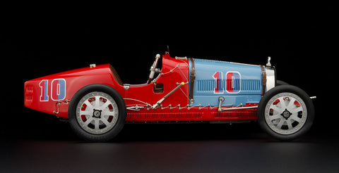 CMC M-100-015 Bugatti Type 35 Grand Prix Nation Colour Project - Chile
