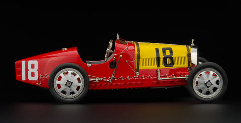 CMC M-100-016 Bugatti Type 35 Grand Prix Nation Colour Project - Spain
