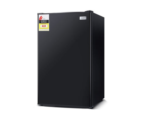 Devanti 122L Bar Fridge - Black