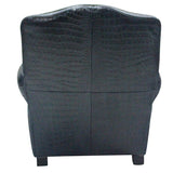 Cayman Croco Armchair