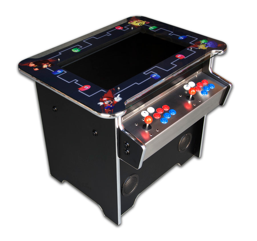 Cocktail MKII Arcade Game with Arcade Blaster