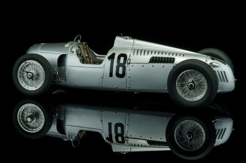 CMC C-008 Auto-Union Type C, Rosemeyer #18, 1937  - Limited Edition: 300 pcs