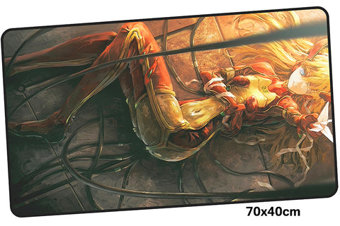 Neon Genesis Evangelion Asuka Langley Large Mouse Pad 700x400mm Best PC Gaming Pad HD Print