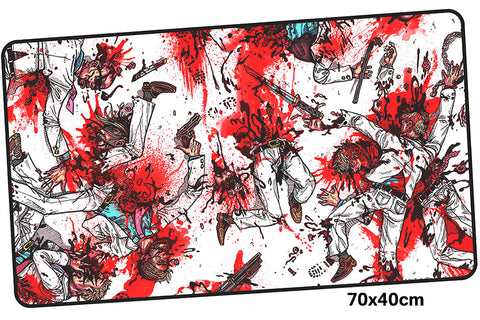 Hotline Miami Bloody Mess Large Mouse Pad 700x400mm Best PC Gaming Pad HD Print