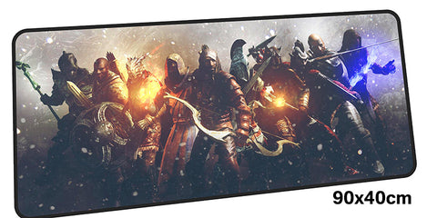 Skyrim Large Mouse Pad 900x400mm Best PC Gaming Pad HD Print