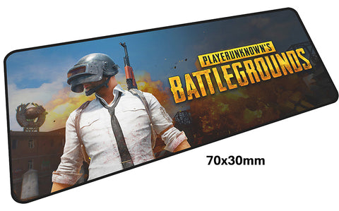 PUBG Large Mouse Pad 700x300mm Best PC Gaming Pad HD Print