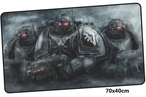 Warhammer 40k Who Dares Rolls Large Mouse Pad 700x400mm Best PC Gaming Pad HD Print