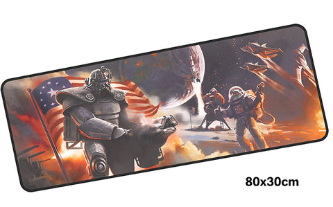 Fallout in Space Giant Mouse Pad 800x300mm Best PC Gaming Pad HD Print