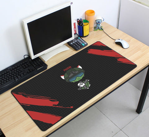 Rainbow Six Siege Fuzebi 70x40cm Super Large Mouse Pad Best PC Gaming Pad HD Print