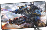 Warhammer 40k Large Mouse Pad 700x400mm Best PC Gaming Pad HD Print