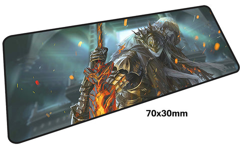 Dark Souls Large Mouse Pad 700x300mm Best PC Gaming Pad HD Print