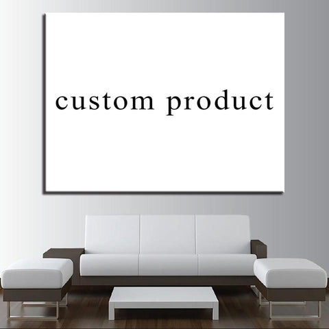 1 Panel Custom Made Modern Decor Canvas Wall Art HD Print