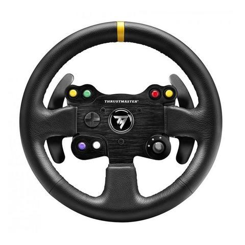 Leather 28 Gt Wheel Add On For T-Series Racing Wheel