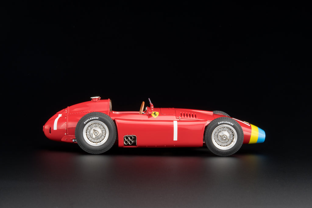 CMC M-181 Ferrari D50, 1956 long nose, GP Germany #1 Fangio