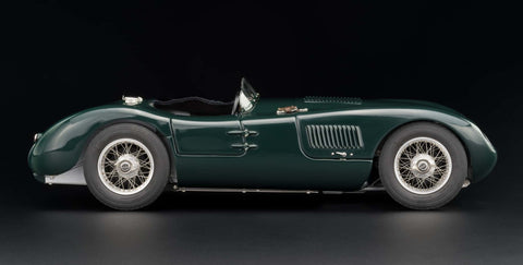 CMC M-191 Jaguar C-Type, 1952 British Racing Green