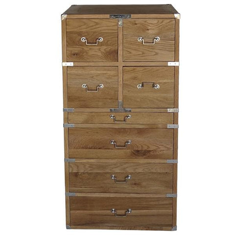 Mary 8 Draw Cabinet