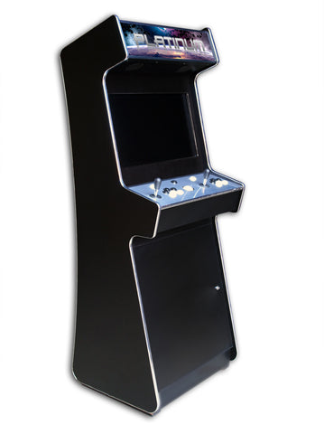 Platinum (2P) Arcade Game with Arcade Blaster