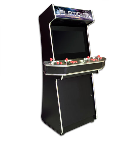 Platinum Pro (4P) Arcade Game with Arcade Blaster