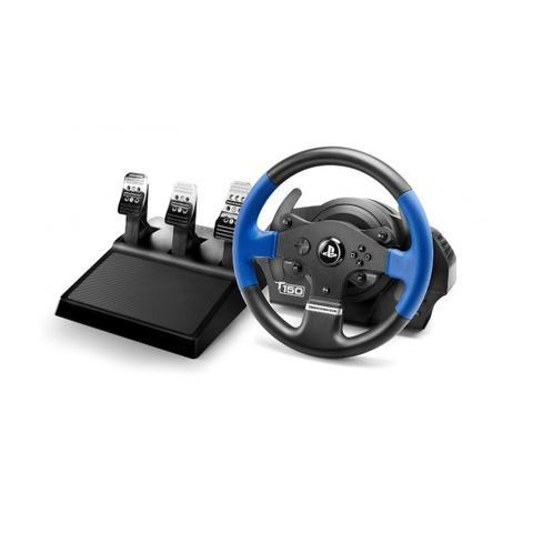 T150 Pro Force Feedback Racing Wheel For Pc & Playstation 3 & 4