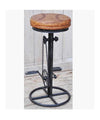 Two Wheel Stool
